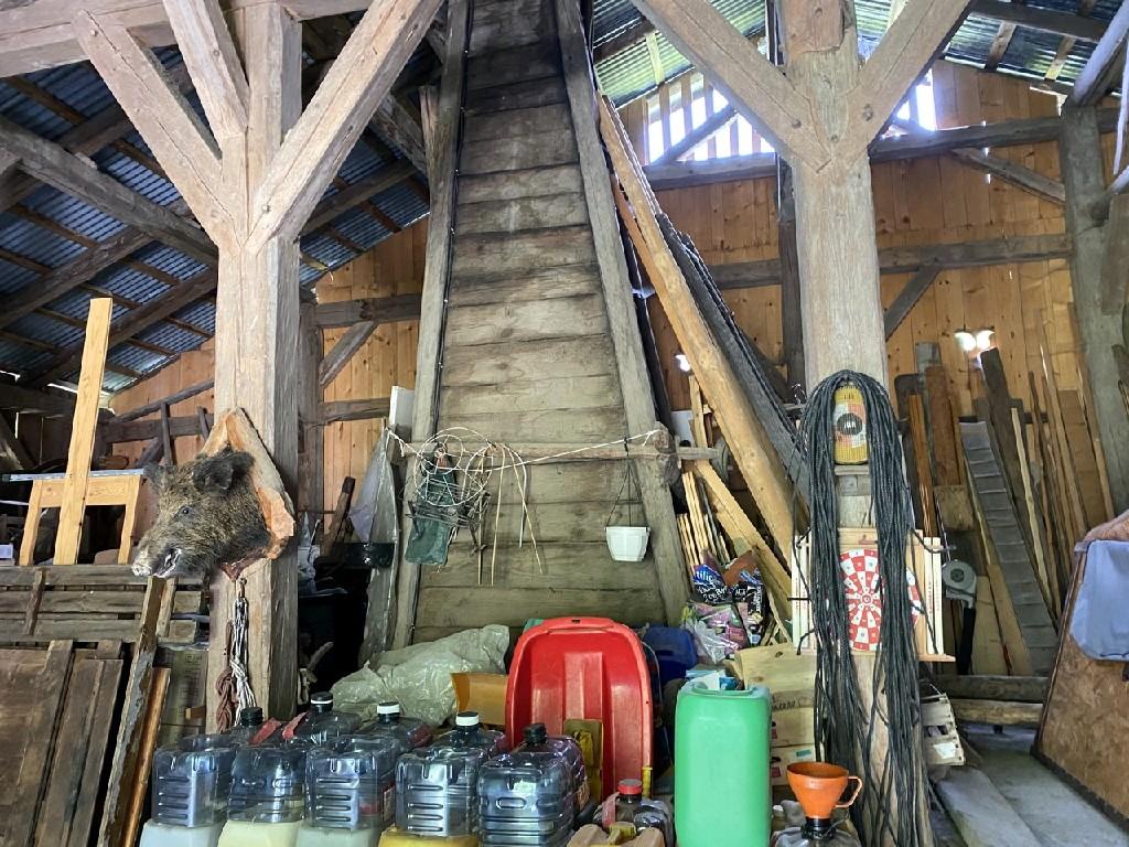 House Chalet Farm - SAMOENS
