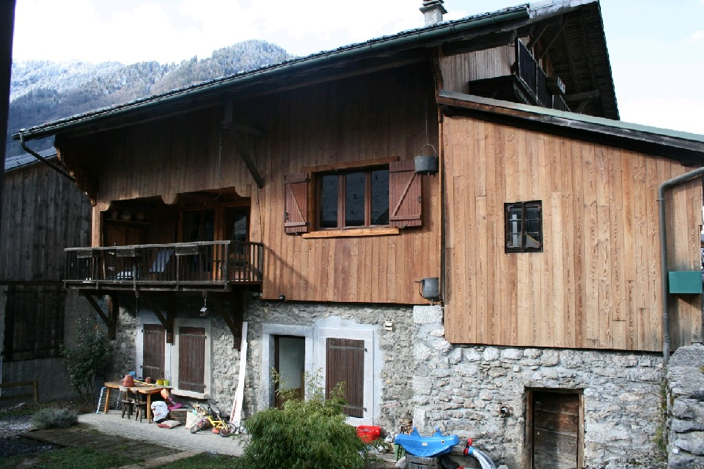 House Chalet Farm - SIXT FER A CHEVAL
