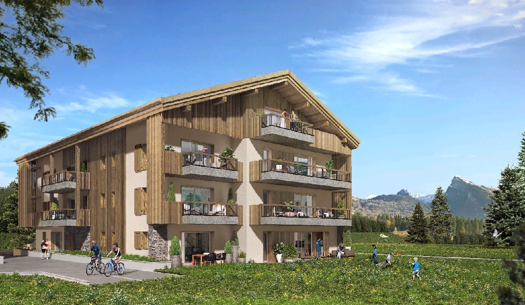 Apartment - SAMOENS