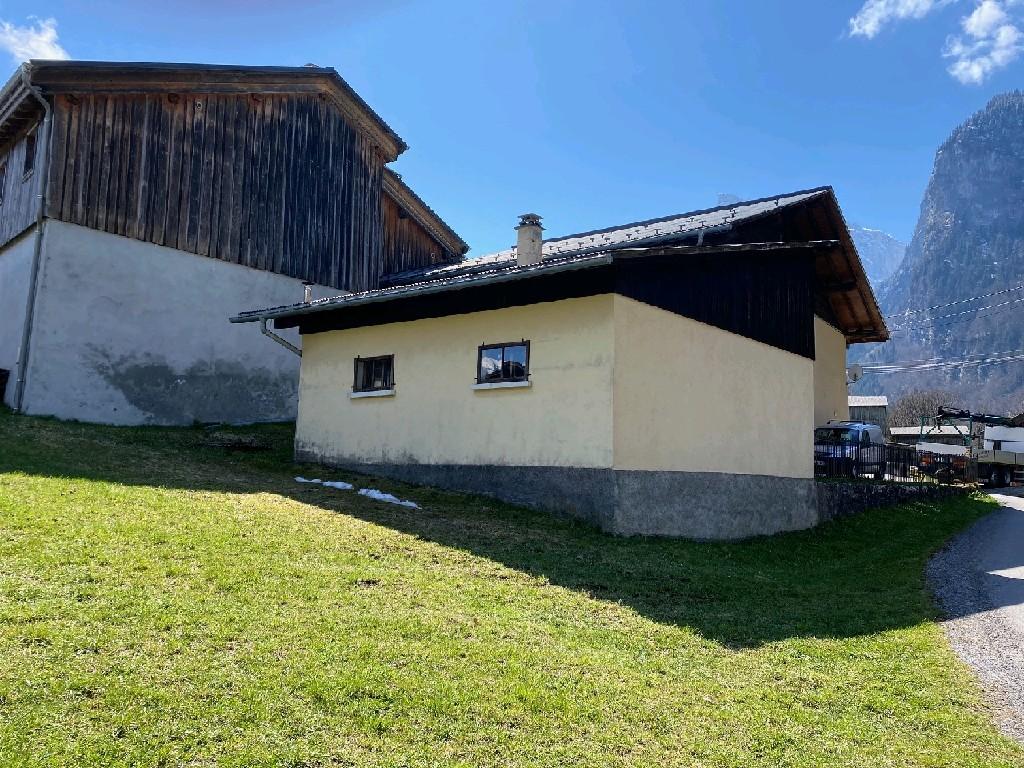 House Chalet Farm - SIXT FER A CHEVAL