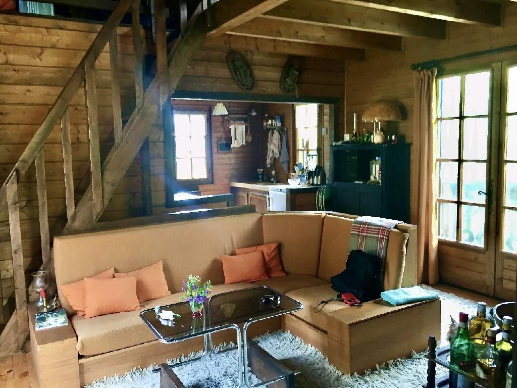 House Chalet Farm - LA RIVIERE ENVERSE