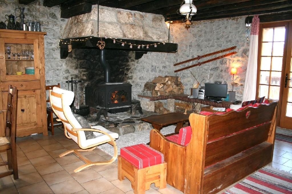House Chalet Farm - VERCHAIX