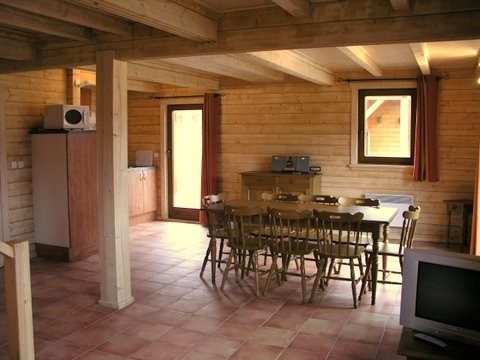 House Chalet Farm - MORILLON